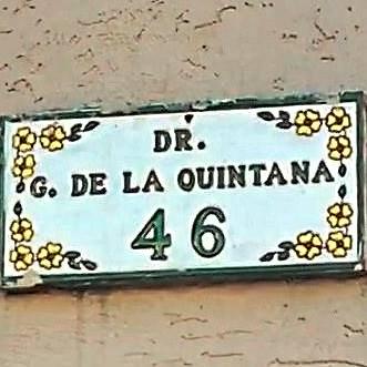 De La Quintana 46 Moreno