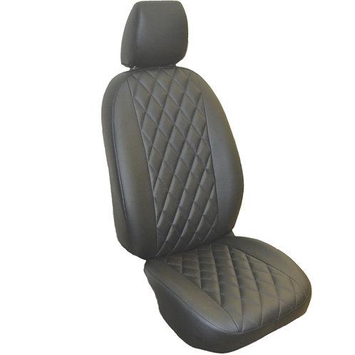 Каркасные авточехлы, ромб. Renault Duster 1 (2010 - 05.2015)