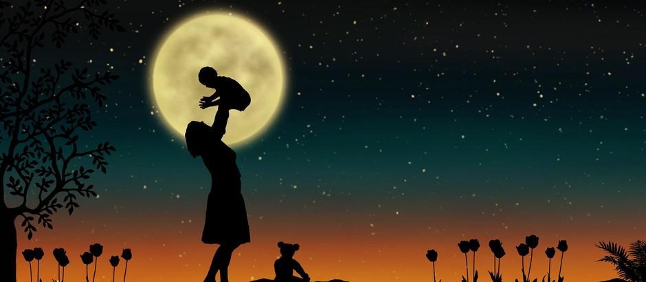 As melhores mães também sonham e nunca deixam de ser mulheres!