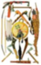 indianskie_tomahawki_maczugi_tarcze_luki