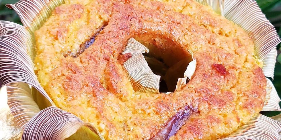 Workshop de bolos caseirinhos