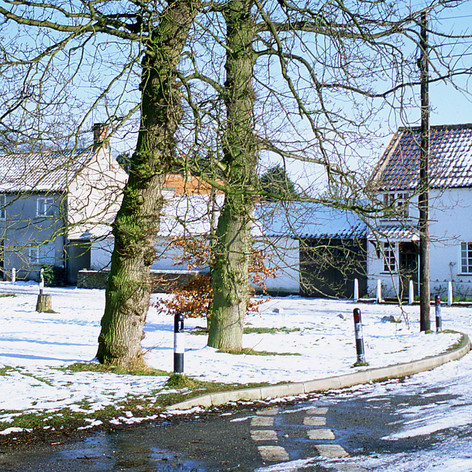Norton Corner in Winter