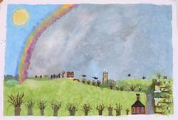 Rainbow over Salle.JPG