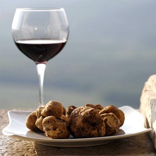 Truffle and Wine Tasting