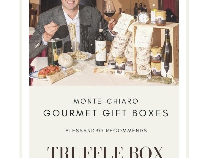 Gourmet Truffle Box, for Truffle lovers