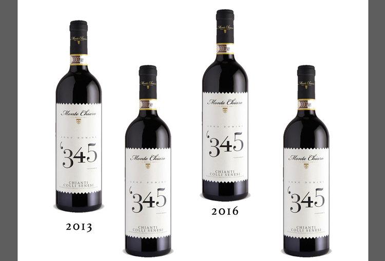 Anno Domini'345 Chianti CS - 4V- Edition - 12 BOTT