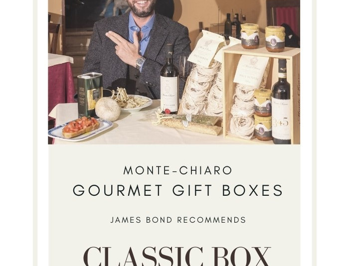 Gourmet Classic Box, for Ragout and wine lovers!
