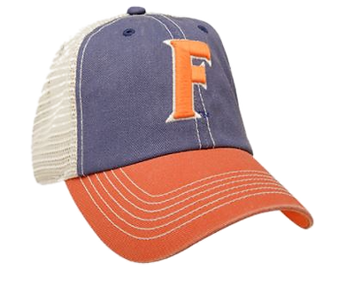 Bridgestone Collegiate Trucker Hat (Florida)