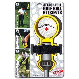 Ball Rescue - Attachable Golf Ball Retriever