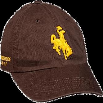 University of Wyoming Cowboys NCAA Hat