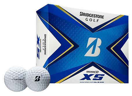 Bridgestone Tour B XS - Logo Overrun