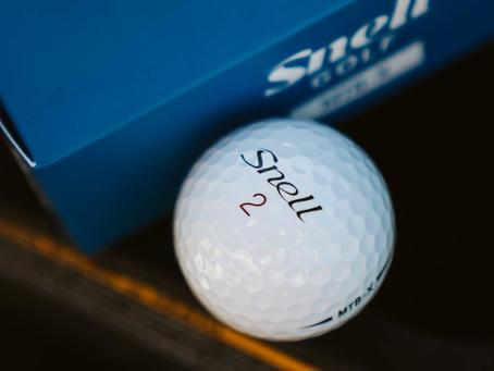 Snell Golf Balls