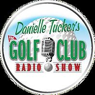 Danielle Tucker Golf Club Radio Logo