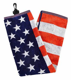 Hot-Z USA Tri Fold Towel