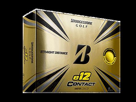 Bridgestone e12 Contact - Matte Yellow