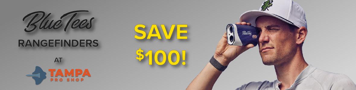bLUE tEES SLIDER YELLOW $100 OFF - 1180X