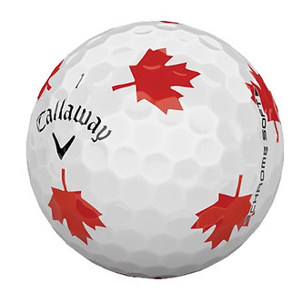 Callaway Chrome Soft Truvis - Maple Leaf (Recycled)