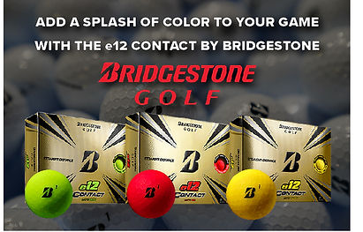 Bridgestone e12 Contact Matte Green