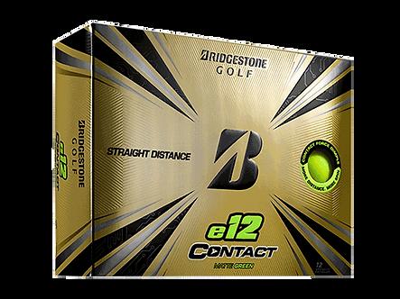 Bridgestone e12 Contact - Matte Green