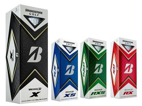 Bridgestone Tour B Series Golf Balls