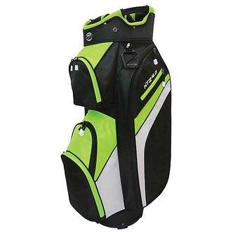 Hot-Z 4.0 Cart Bag - Black/Lime/White