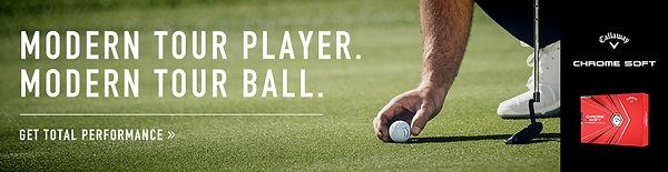 Callaway Chrome Soft golf ball subscription box for golfers