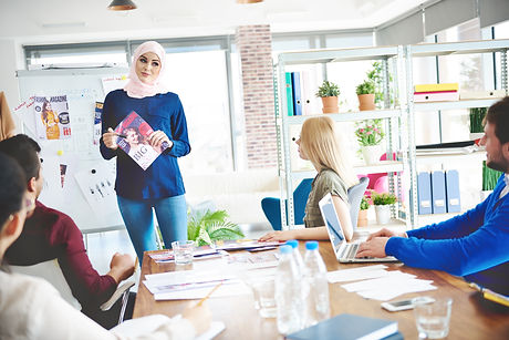 storyblocks-muslim-business-woman-having