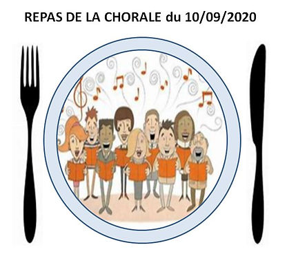 Repas de la Chorale du 10/09/2020