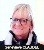 Message de notre présidente Geneviève CLAUDEL