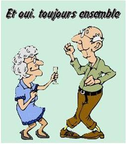 Série de blagues sur la condition difficile des femmes retraitées...
