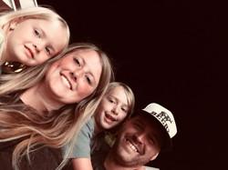 Robby McArthur Family