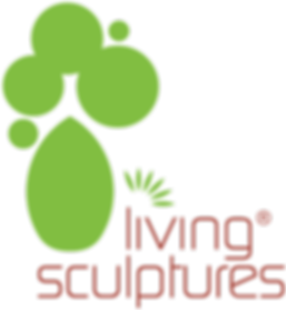 Living Sculptures logo website