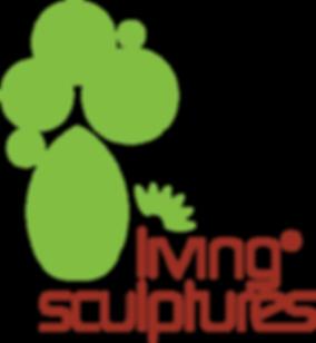 Living Sculptures website logo