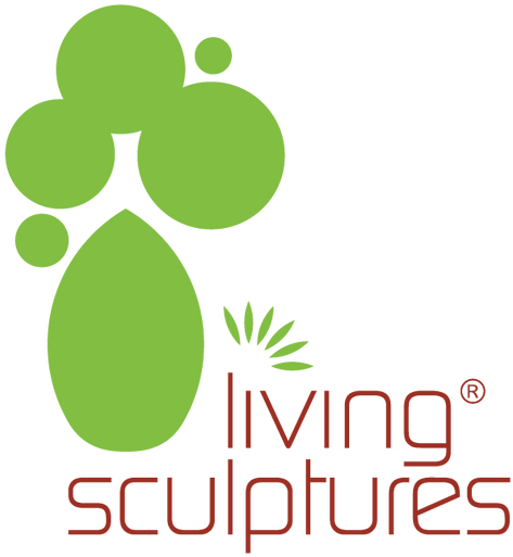 Living Sculptures website logo