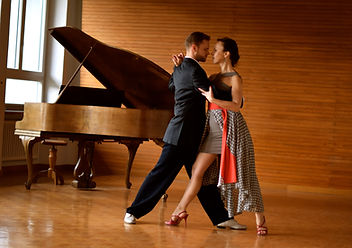 Tango Lab Tanzschule Zürich Marina Lienhardt und Pascal Krähenbühl