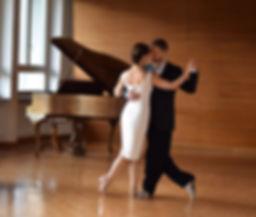 Tango Lab Tanzschule Zürich - Marina Lienhardt und Pascal Krähenbühl