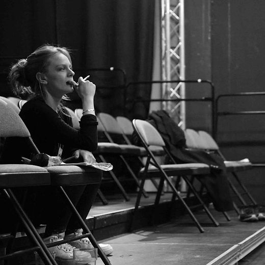 Florence Bell theatre director london stage writing black and white