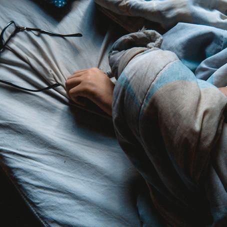 Sömn - En viktig källa till välmående!