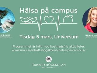 Hälsa på Campus- Träna Hjärna!