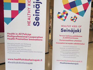 Healthy Kids of Seinäjoki
