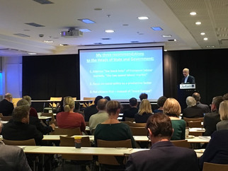 Workshop on EU-funding for research