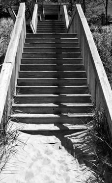 Beach Stairs II