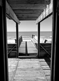 Beach Stairs III