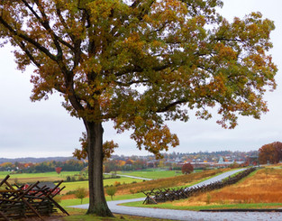 Gettysburg Vista