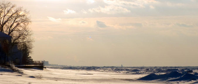 Michiana Winter Beach III