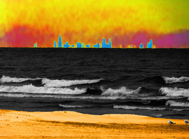 When The Ghost City Came To Our Shores