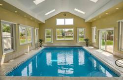 Indoor Pool Photography