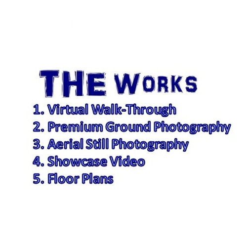 """""""The Works"""" Premium Listing Package Residential"""