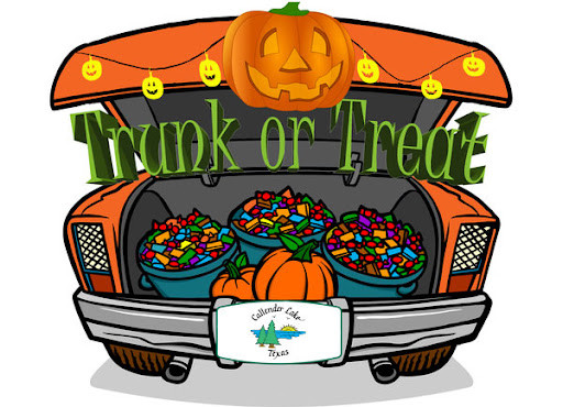 Trunk or Treat with Burtonsville Elementary Families