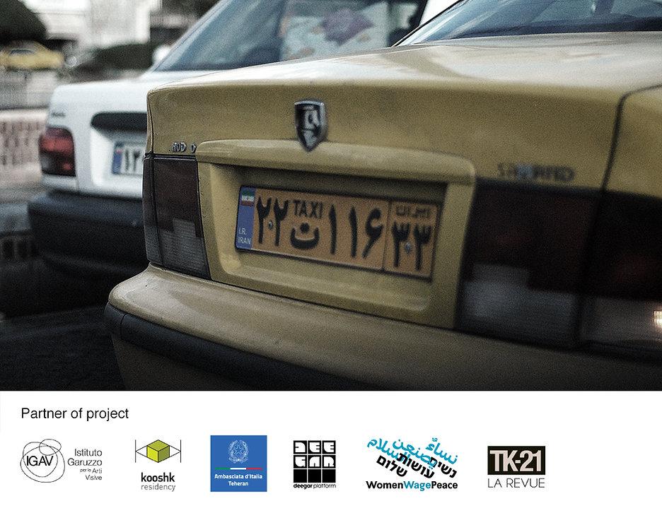 Pier Paolo Patti - ROOTS - Tehran - 2019